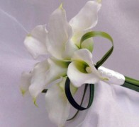 Букет невесты из калл №1
