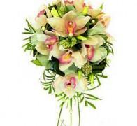 Букет из Орхидей №4