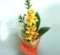Букет из Орхидей №6